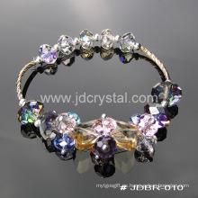 Pulsera de cristal del regalo promocional de la nueva manera