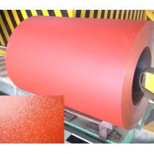 PPGI PPGL Цветная полоса с гальванизированной стальной спиралью