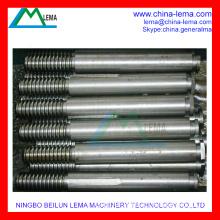 High-Precision Carbon Steel Threaded Rod