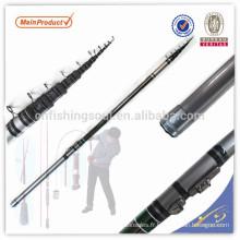 BOLOR007 fiber de verre canne à pêche flans Best-seller chinois chaud tige de bolognaise à haute teneur en carbone