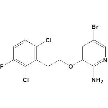 [5-Bromo-3-[ (1R) - (2, 6-dichloro-3-fluorophenyl) Ethoxy]Pyridin-2-Yl]Amine CAS No. 877399-00-3
