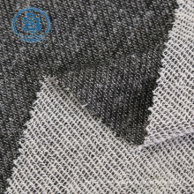 High Quality Knit 65% Polyester 35% Cotton French Terry Cloth Fabric Hoodie