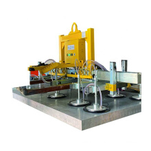Ce Certification Safe And Efficient Material Sheet Metal Movable Vacuum Lift For Laser Cutting Machine