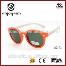 2016 ronda niños marca gafas de sol personalizado logotipo