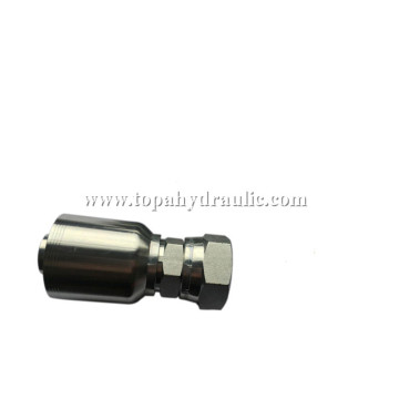 BSP female hose connector hose end fitting