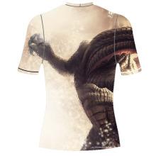 Increíble camisa sublimado completa Rash Guard