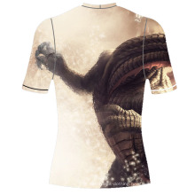 Amazing Full Sublimated Shirt Rash Guard