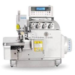 Skomputeryzowana maszyna do szycia z nadrukiem bezpośrednim z automatycznym trymerem