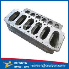 Componentes de corte por láser de acero inoxidable OEM