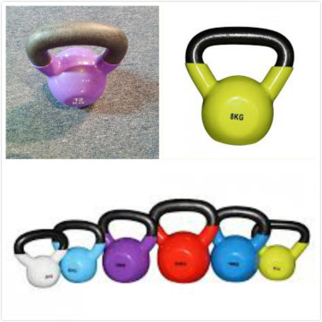 Ganas Gym Center Workout Maschine farbige Kettle Bell