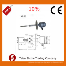 High Precision NL32 flexible shaft Roating level switch, used in cement silo