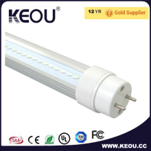 Ce/RoHS Rotatable End Cup T8 LED Tube Light 9W/13W18W/24W