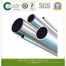 Vente en usine de tuyaux en acier inoxydable 316L en acier inoxydable