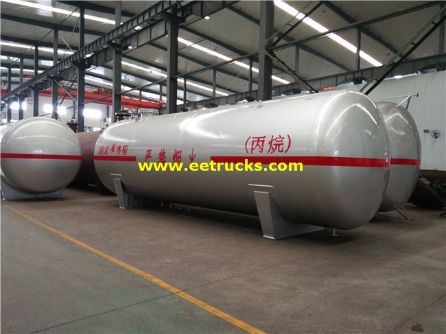 Propylene Gas Storage Tanks