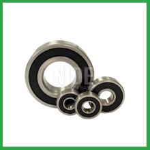 Small steel grooved ball bearings