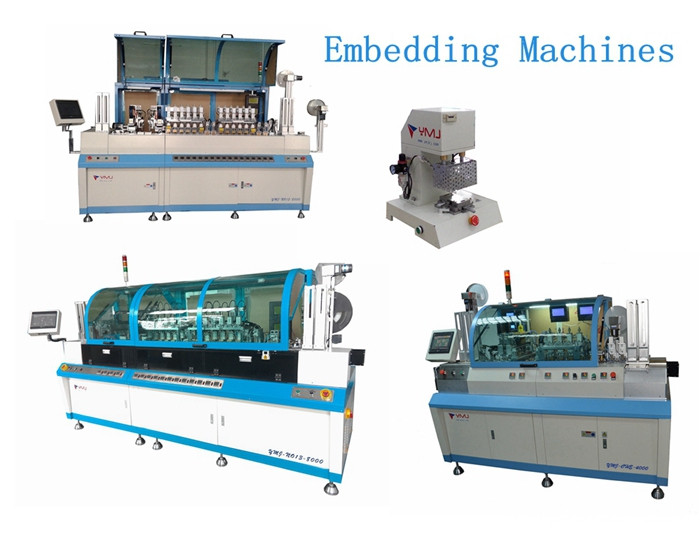 Chip Embedding Machines