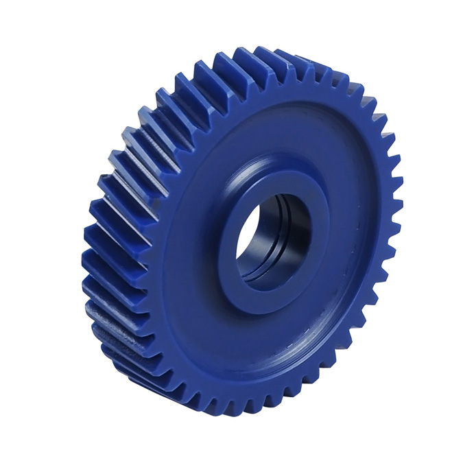 nylon plastic helical gears for printers