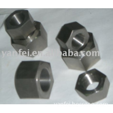 Stainless steel hot forge hex nuts