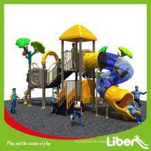 Top-Marke in China Leader Hersteller Fabrik Preis Kinder Outdoor Spielplatz mit One-Stop-Lösung Qualität gesichert