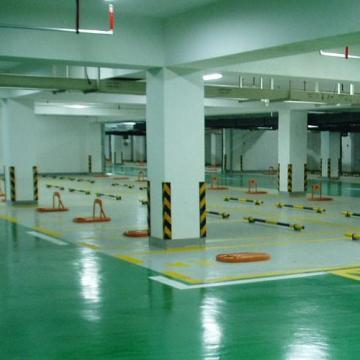Two-part Water-based Epoxy Floor Coating