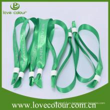 Цена по прейскуранту завода-изготовителя Полиэфир сублимированный изготовленный на заказ wristband ткани terry