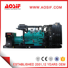 6 cylinder diesel engine generator para la venta