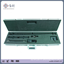 Telescopic Pole Video Inspection Camera in Aluminum Carrying Case