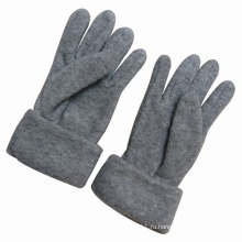 Детская мода флис трикотажные зимние теплые перчатки (YKY5432)