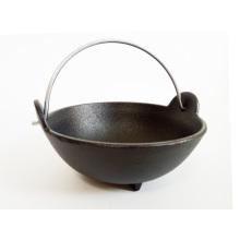 Gusseisen Japanischer Nabemono / Sukiyaki Hotpot Pot