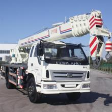 EURO IV 12 Ton Small Hydraulic Truck Crane