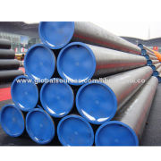Oil Line Pipe, 5.5 to 60mm Thickness, Made of Carbon SteelNew