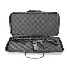 SHBC China riffle Hard Case gun bag, Double Case with Accessory Storage case