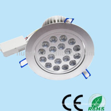 hot sale 85-265V 18w led ceiling lamp(dimmable)