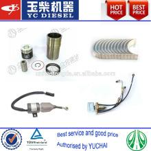 Min escavadeira peças de motor diesel yuchai