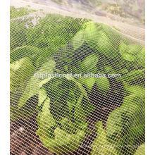 Хорошее качество цветной противоградовой сетки для сада