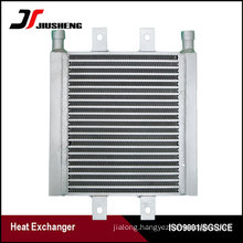 China Plate Fin Aluminum Heat Exchanger For Hitachi