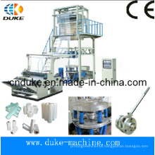 2015 New LDPE/HDPE/LLDPE Film Blowing Machine (single or double income(DK-sj600-1300)
