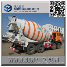 Beiben 11 M3 Transport Mixer Truck