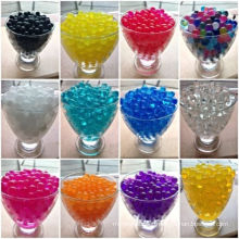 water beads,crystal mud soil, crystal soil beads,water gel balls