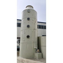 Frp purification tower drying cleaning absorption  tower