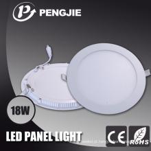 Luz de painel redonda do teto do diodo emissor de luz 18W com CE RoHS