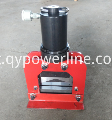 Copper or Aluminum Plate Hydraulic Cutter