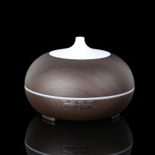 Wood Grain Aroma Aromatherapy Diffuser Ultrasonic Cool Mist