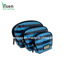 PVC Cosmetic Travel Bag Set (YSCOSB03-0001)