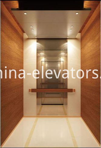 Five-star Hotel Elevator Car Assembly