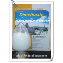 Eficiente Inseticida Dimetoato 98% TC 40% EC CAS: 60-51-5