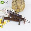 ST1023 женщины мужчины брючные деревянные вешалки