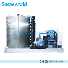 Machine à glace en paillettes Snow world 15T