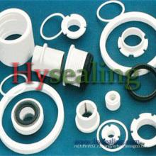 Различные тефлоновые тефлоновые тефлоновые ленты для механической пластмассовой прокладки