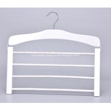 EISHO Wood Multilayer Towel Hanger